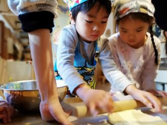 【大きい組】クッキー作り